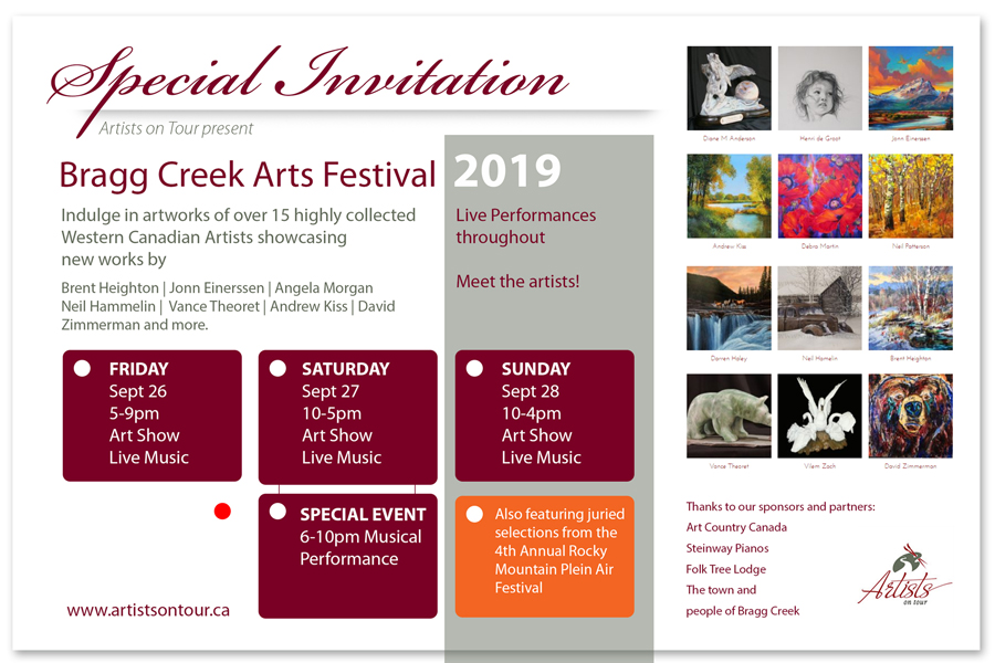 Bragg Creek Arts Festival